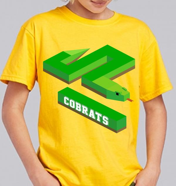 3D-Snake-Yellow